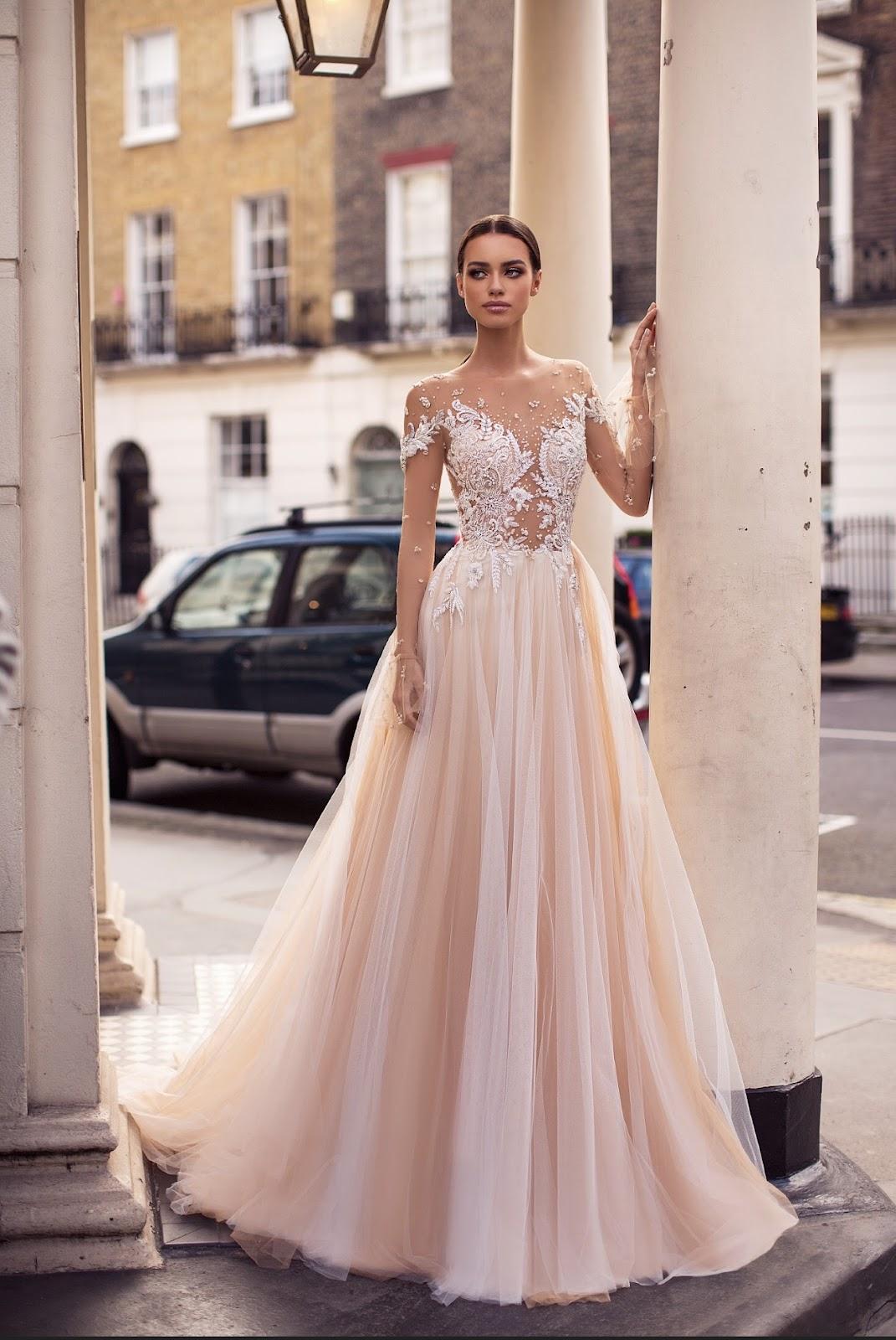 Top 10 Trends In Wedding Dresses Millanova