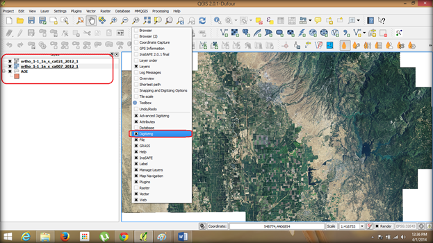 Field Digitization using QGIS | kCube
