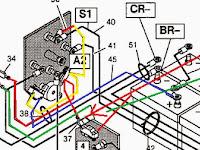 1994 Ez Go Marathon Wiring Diagram Electric