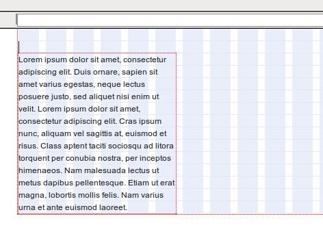 Joaclint diseo libre por ordenador pgina 9 blueprint css framework para elegir el ancho de la columna para el texto queremos que ocupe 6 de las 24 columnas as que slo tenemos que aplicar a malvernweather Images