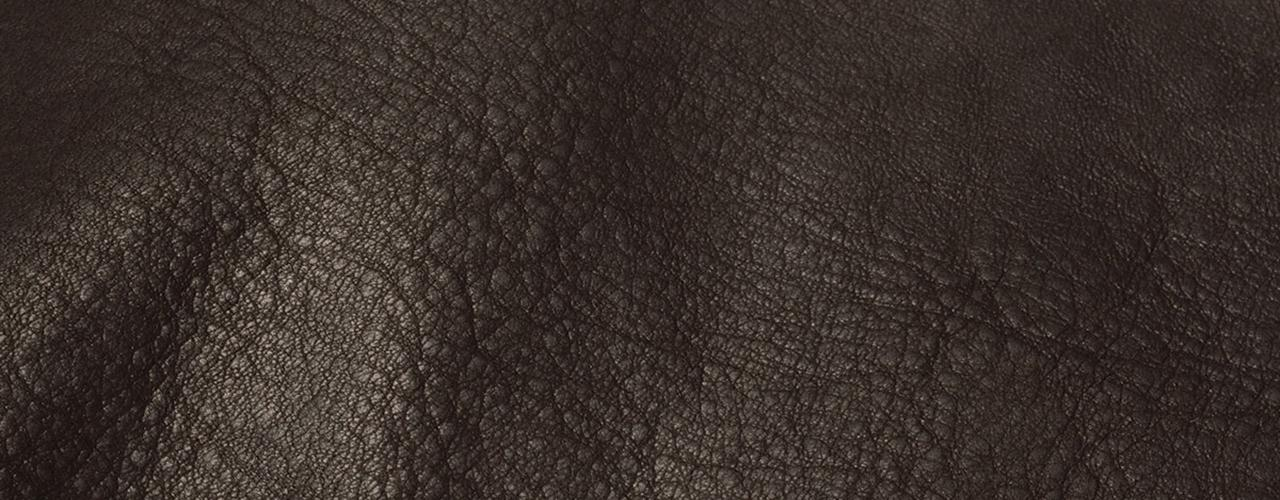 piece of leather - top grain