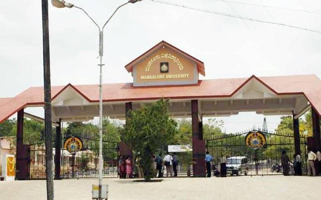 Mangalore University Result 2018