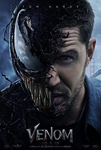 Tom Hardy, Venom