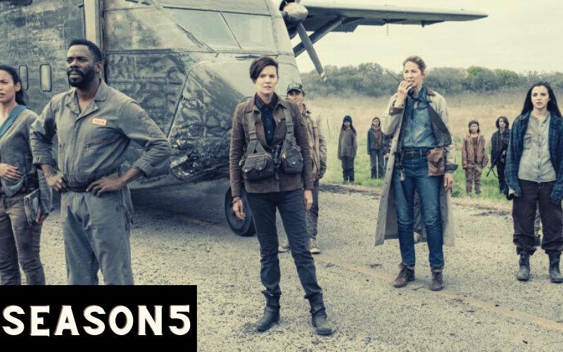 Index of The Walking Dead Season 5