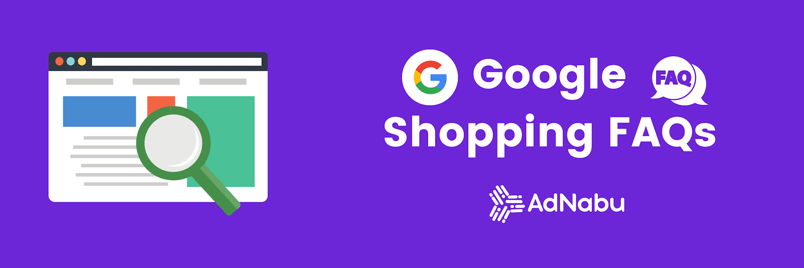 Google Shopping FAQ