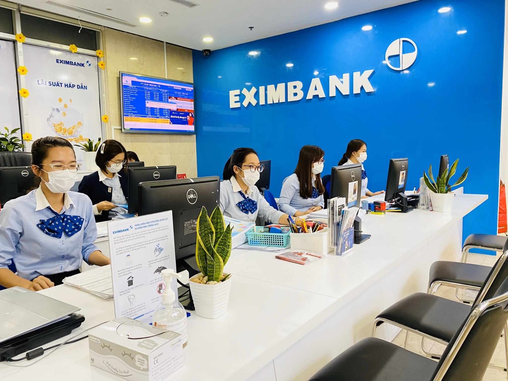 Dịch vụ ecom của Eximbank