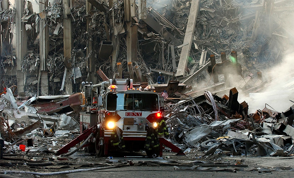 Image result for 9/11 facts