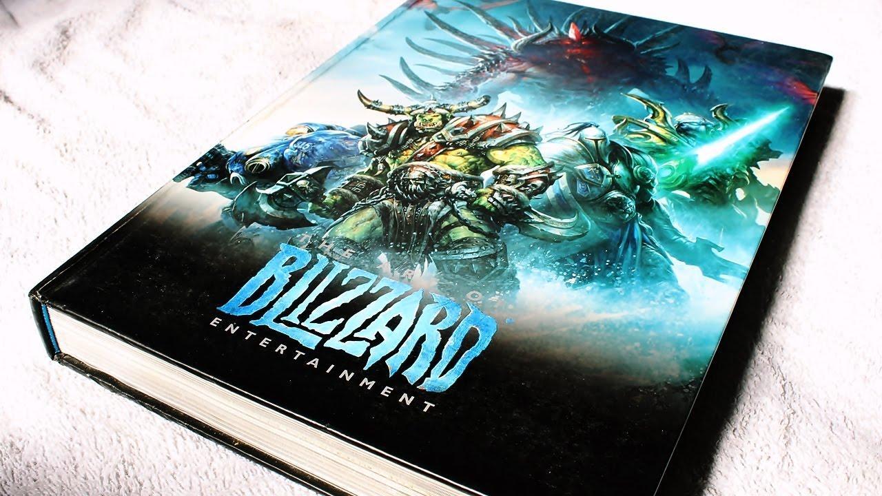 THE ART OF BLIZZARD ENTERTAINMENT - YouTube