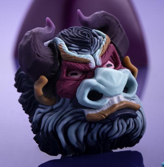 Artkey - Chaos Bull v2