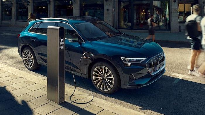 ราคา, ตารางผ่อน Audi e-tron 55 quattro 2020