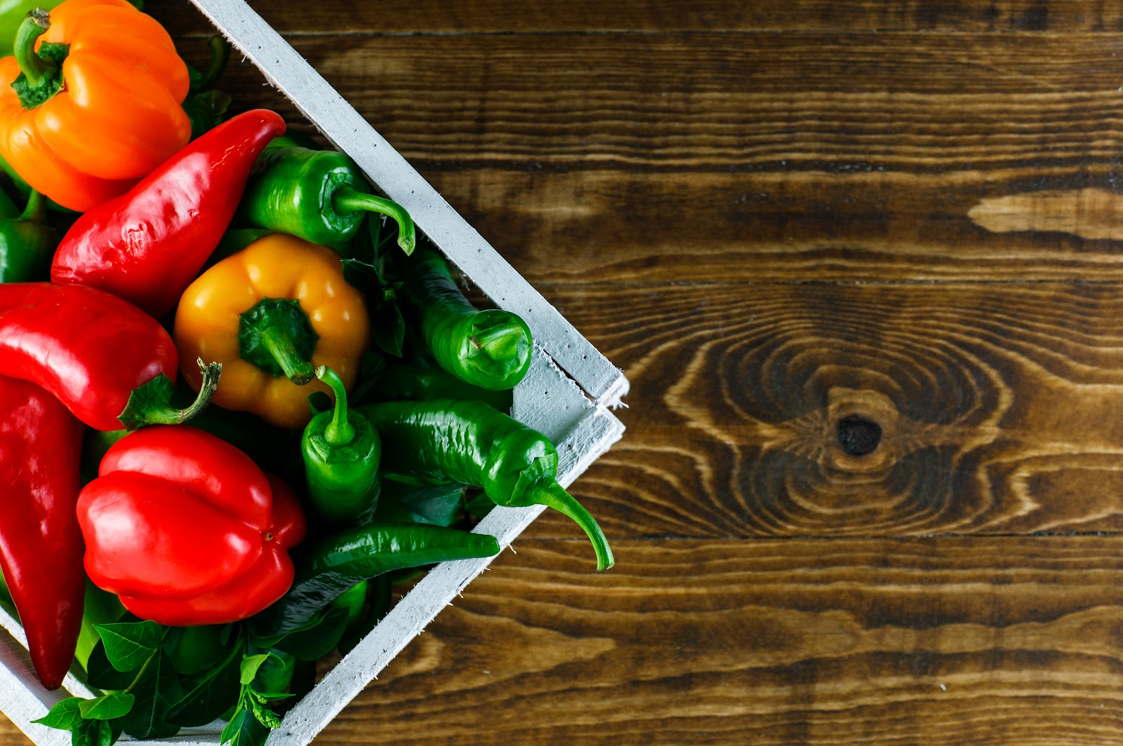 Immunity-boosting Foods - Bell Peppers