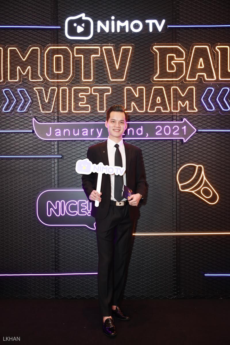 Dàn hot boy xuất hiện bảnh bao tại Gala Nimo TV: Trông ai cũng là soái ca, xứng danh nam thần làng Streamer Việt - Ảnh 4.