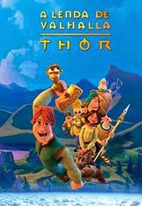 Baixar Filme A Lenda de Valhalla Thor Dublado Torrent