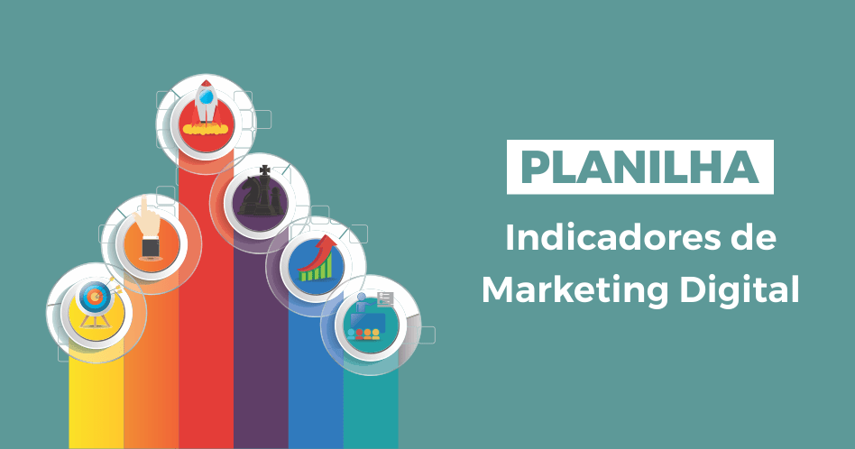 Planilha Indicadores de Marketing Digital