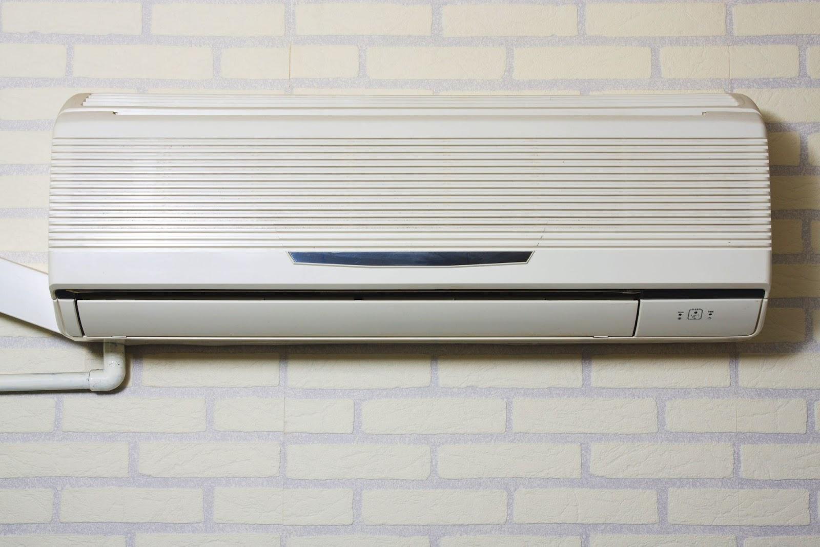 unidad interna aire acondicionado