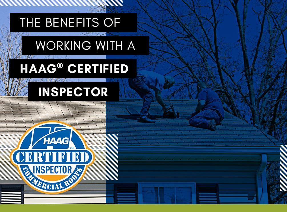 The Benefits Of Working With A Haag 174 Certified Inspector
