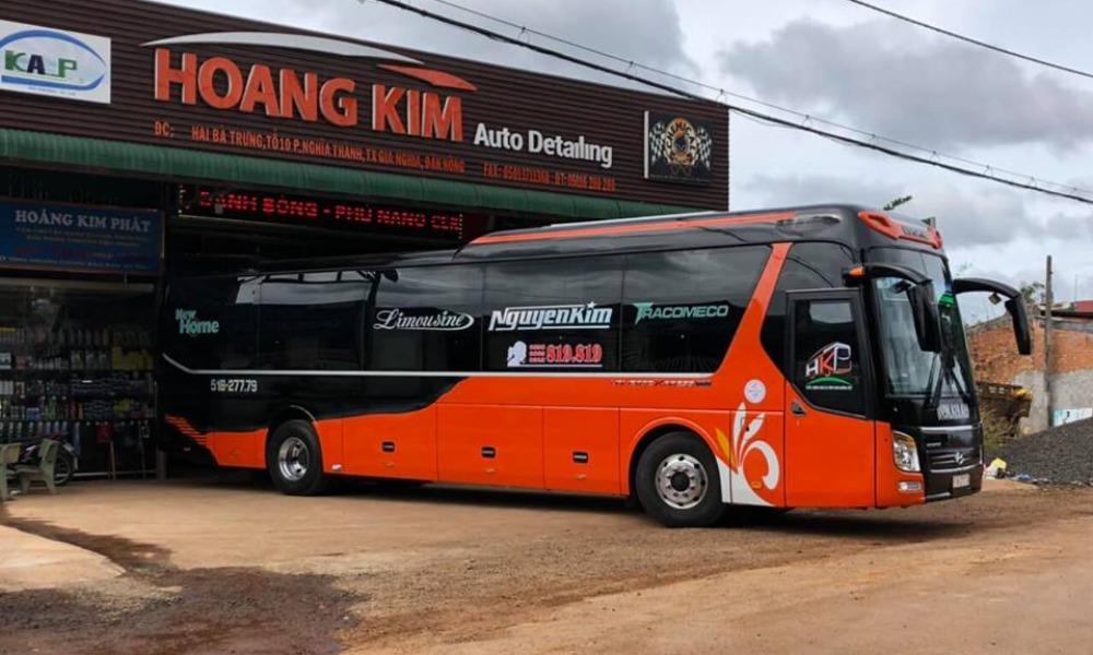 Xe Nguyễn Kim từ Sài Gòn đi Đà Lạt