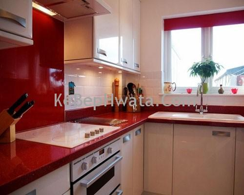 Tủ bếp Inox Acrylic