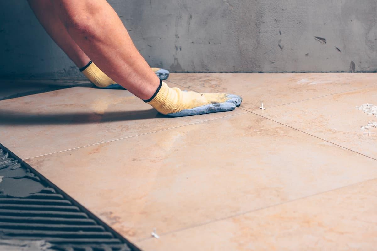 Princeton tile repair