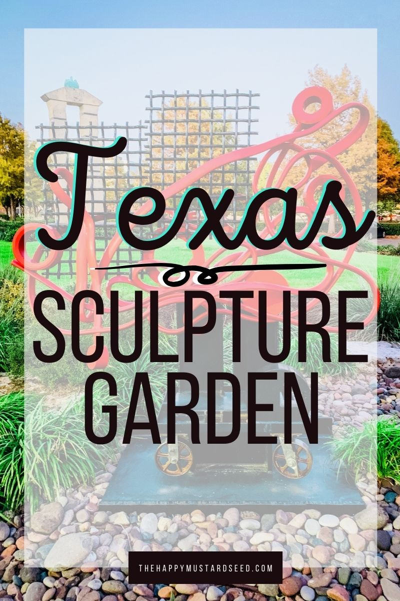 Texas Sculpture Museum in Frisco Texas