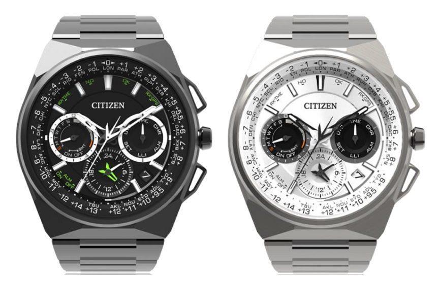 đồng hồ Citizen mới Satellite F900