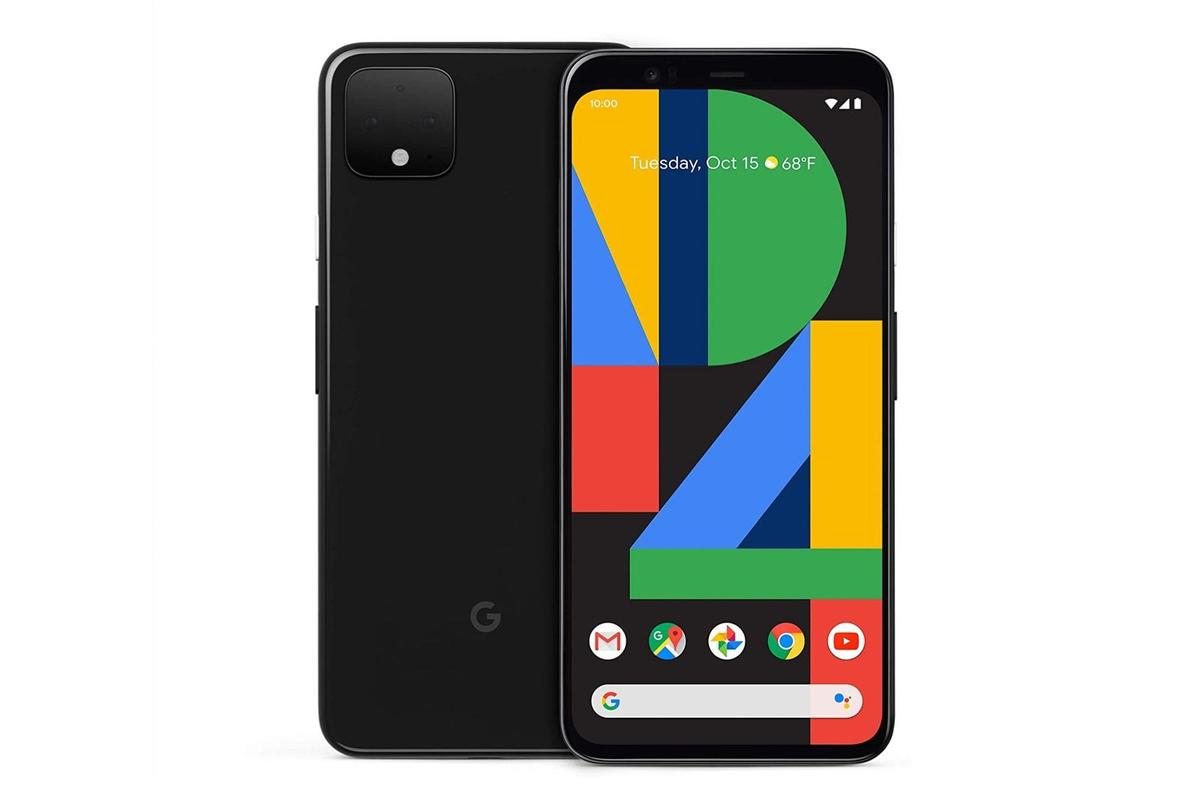 Google Pixel 4 XL | Unlocked | 64GB | Just Black