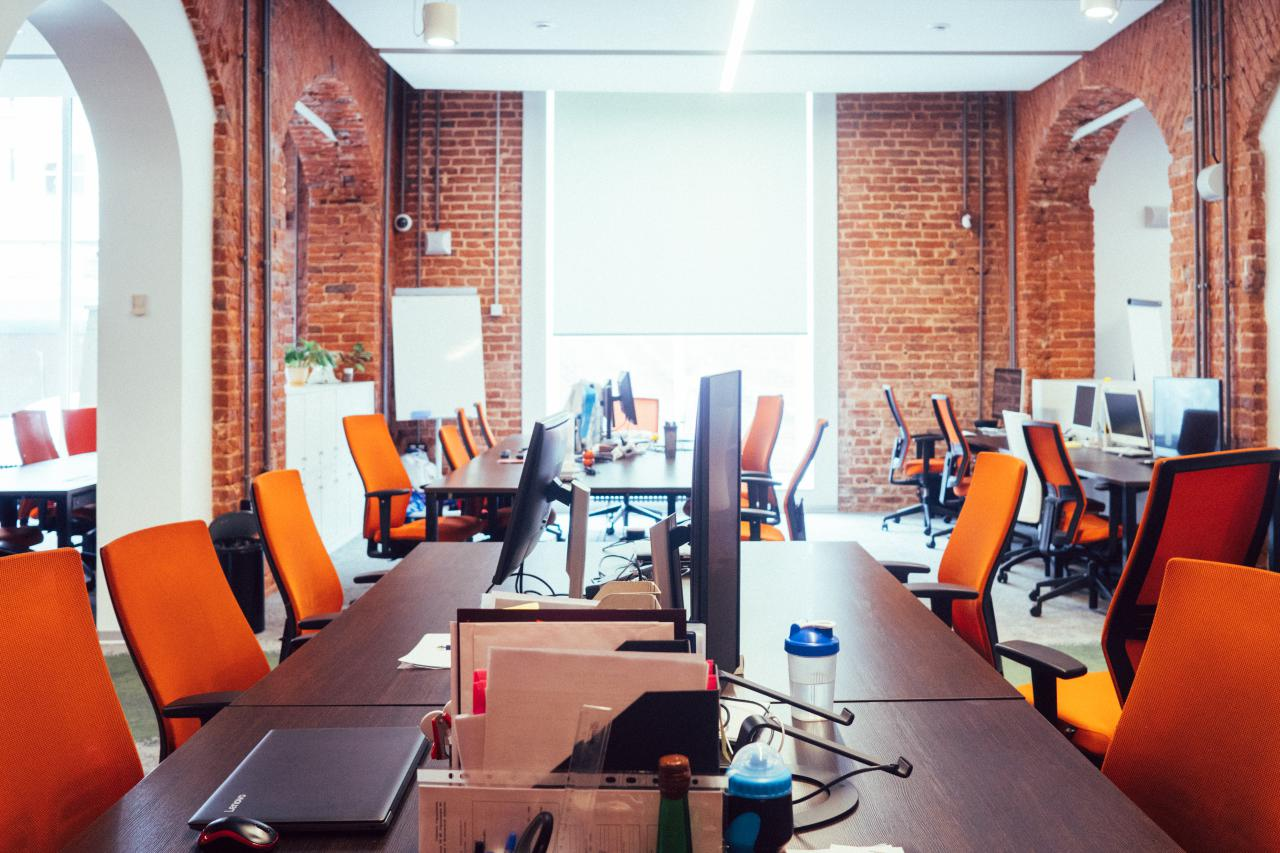 #tech Coworking Spaces in Russia