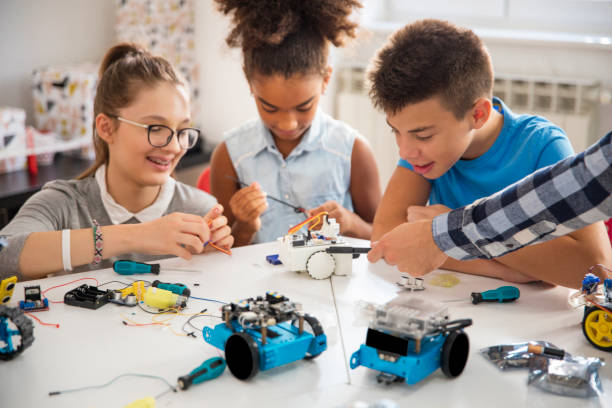 hands-on learning with educational kits for kids