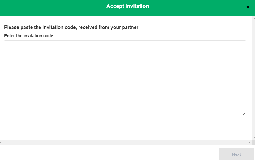 accept invitation to a servicenow GitHub sync
