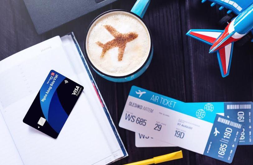 Thẻ tín dụng tích lũy dặm bay