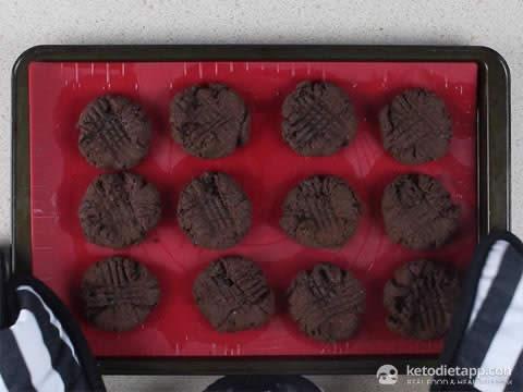 Biscoito de Chocolate Low Carb