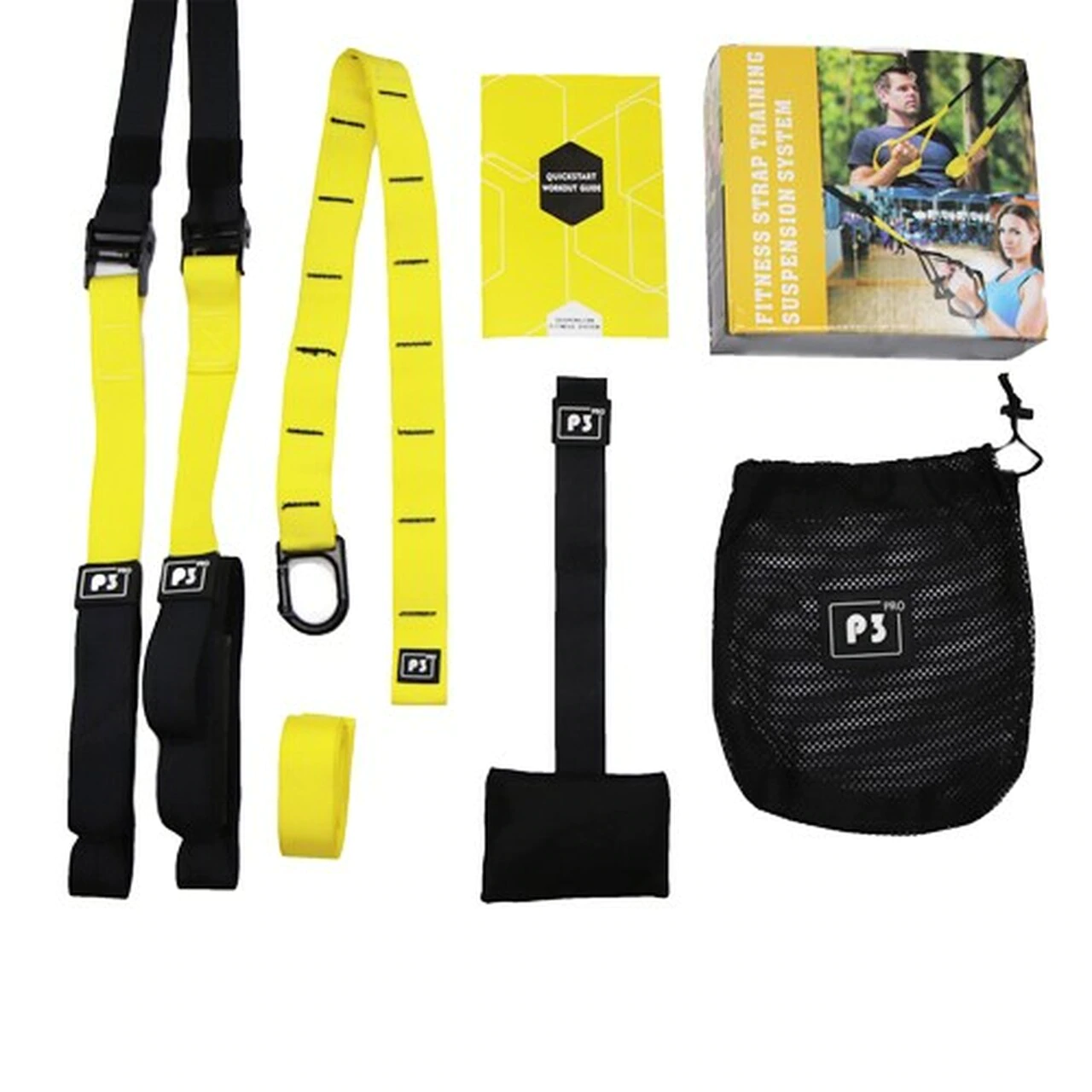 BodyPro Suspension Training Kit