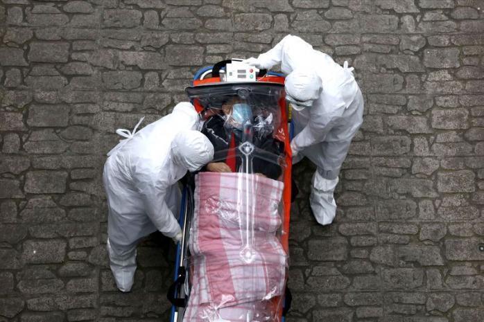 У Росії зафіксували першу смерть від коронавірусу. Фото: Getty Images