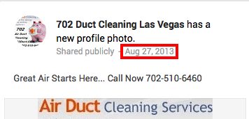 702 air duct cleaning google plus