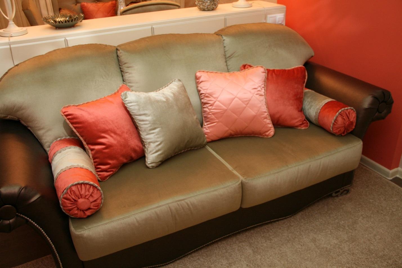 Почему мнется ткань на подушке