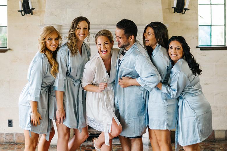 Sarah Colburn Matt Audibert Destination Wedding Planning Bridesmaids Bridesman