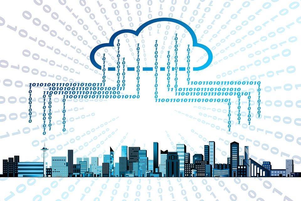 Nube, Memoria, Medio De Almacenamiento, Smarthome
