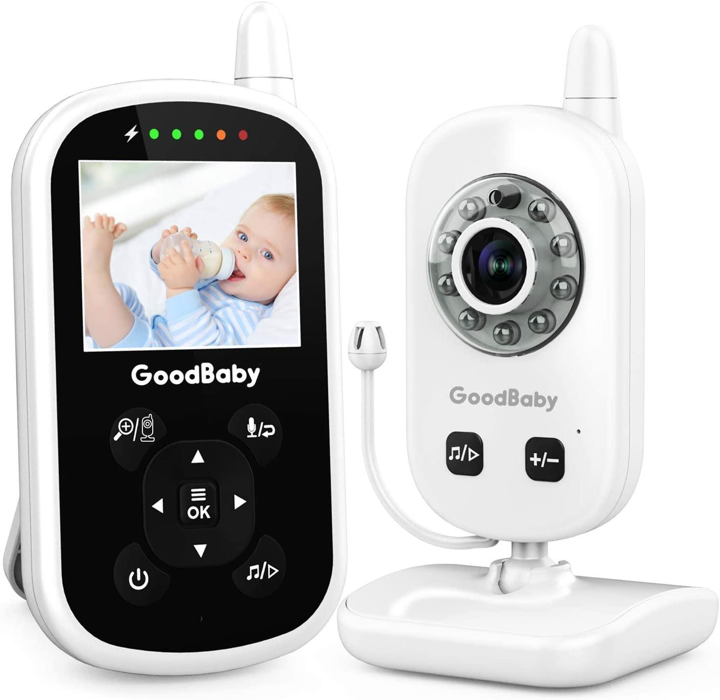 Video and audio Baby Monitor