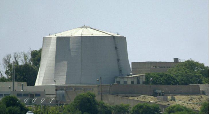 صفارات الإنذار تدوي في محيط مفاعل ديمونة النووي الإسرائيلي   رؤيا الإخباري
