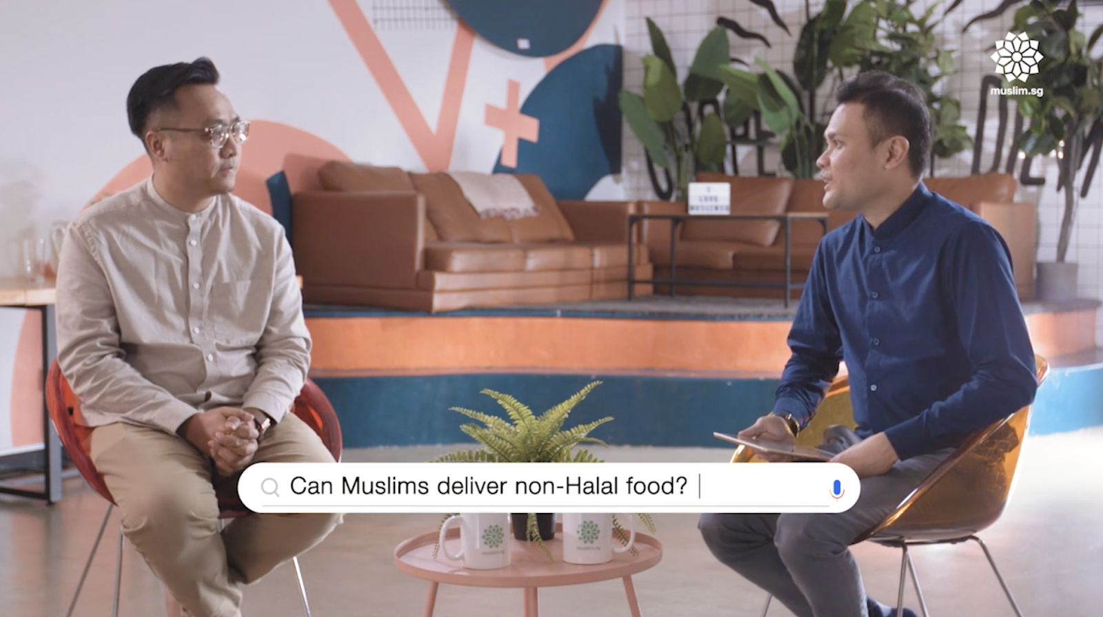 is it haram to deliver non halal food