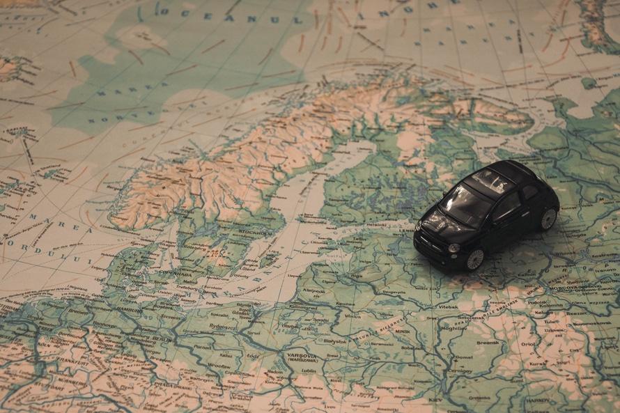 holidays, car, travel
