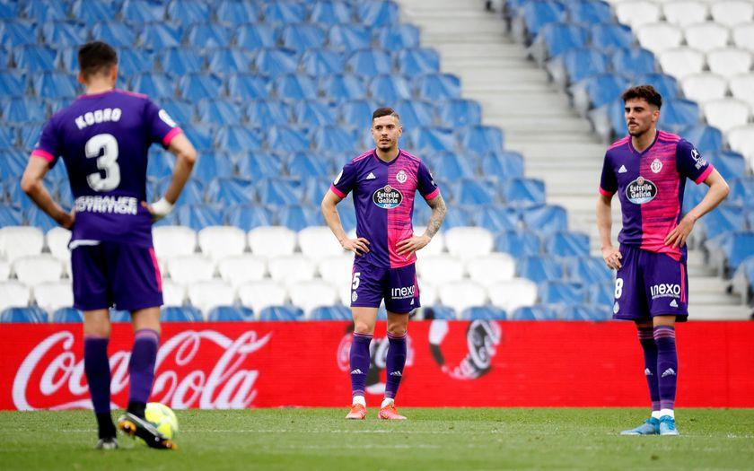 Real Valladolid đang chơi quá tệ trong giai đoạn cuối mùa