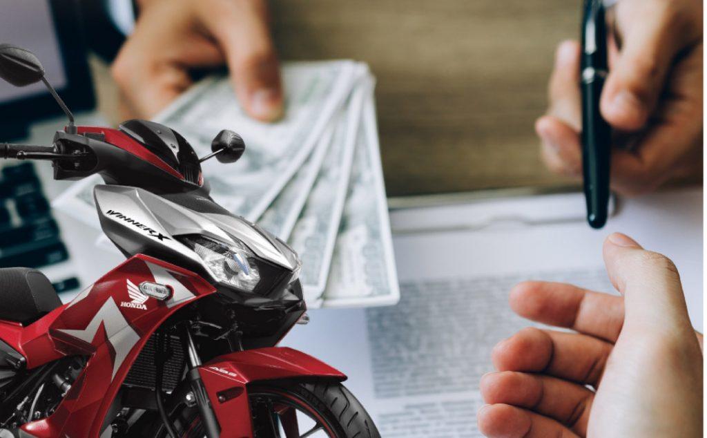 Nhược điểm của mua xe trả góp