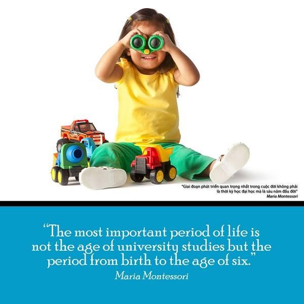 Phương pháp Montessori là gì