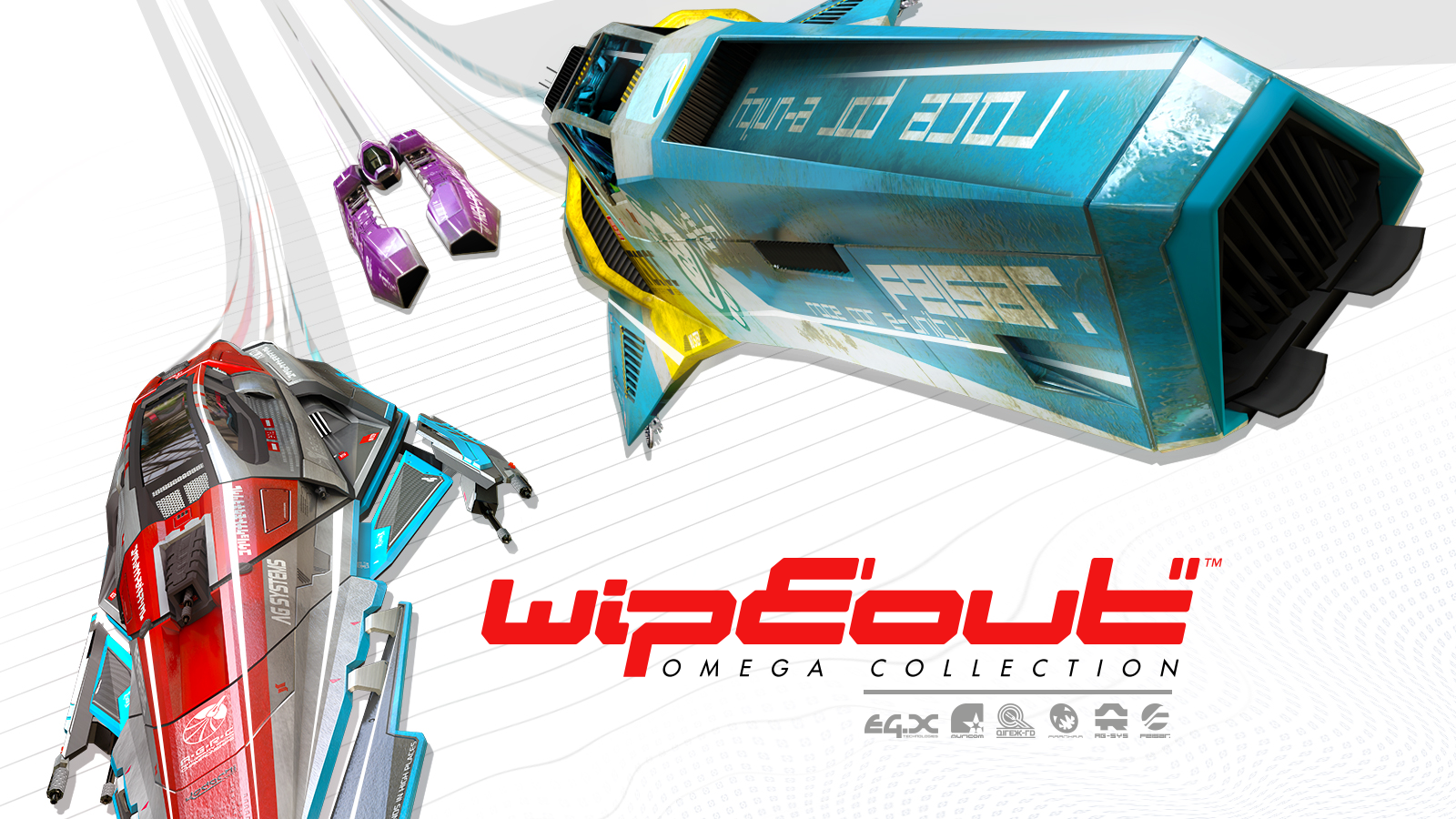 WipEout Omega Collection. Análisis para PS4