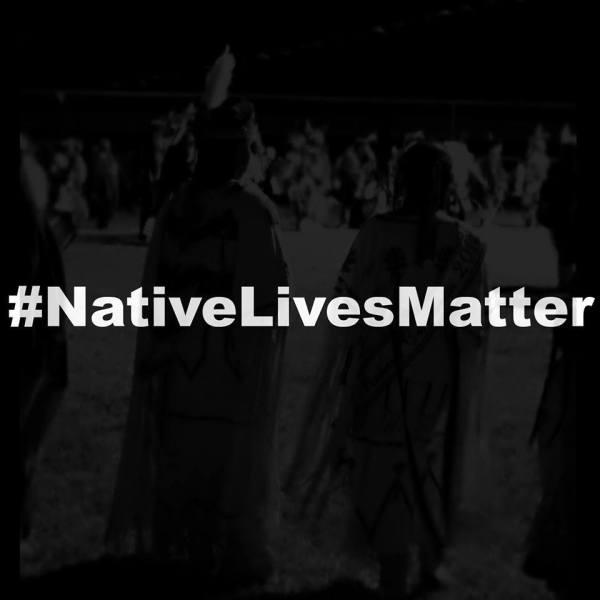 NativeLivesMatter