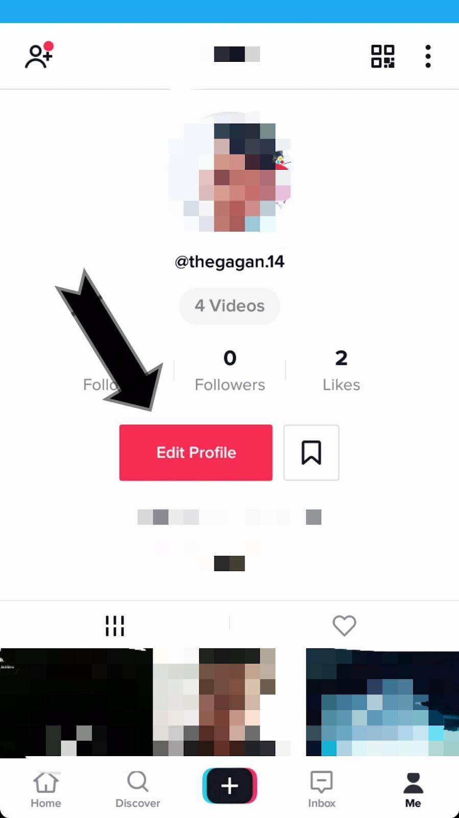How To Change Username In Tiktok 5 Steps With Screenshots Tik Tok Tips