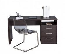 mesa de escritorio wengué