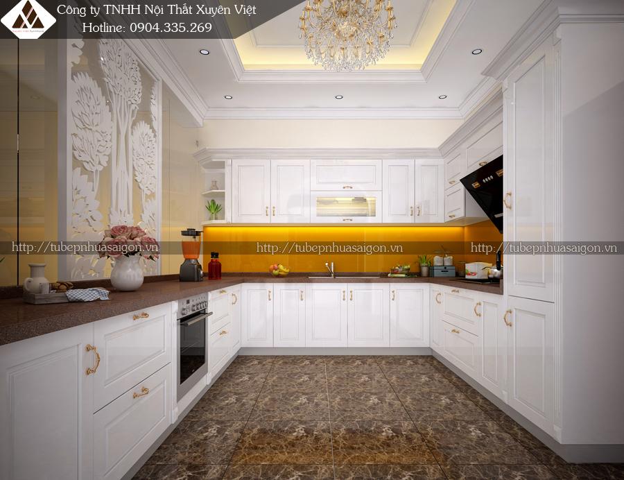 Những điều bạn cần biết khi lựa chọn tủ bếp cao cấp hình 5
