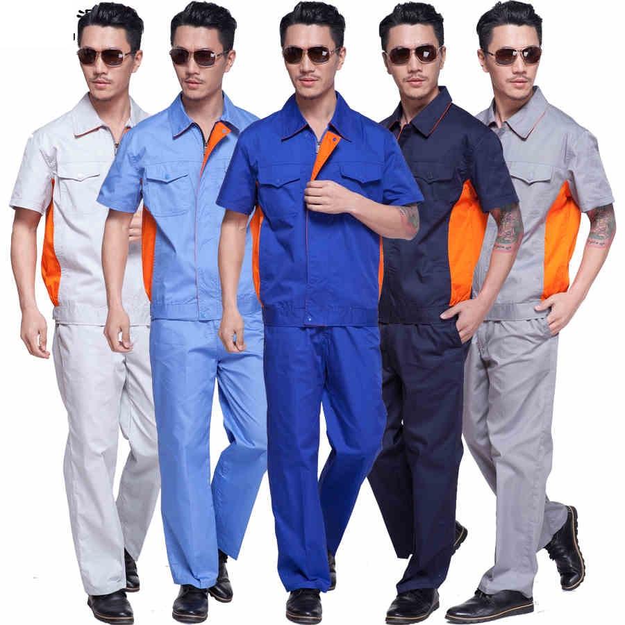 Quần áo bảo hộ lao động cao cấp giúp doanh nghiệp quảng bá hình ảnh công ty hiệu quả